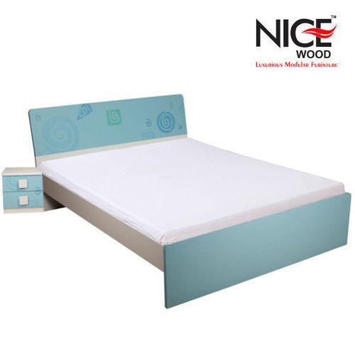 Double Decker Wooden Kids Bed