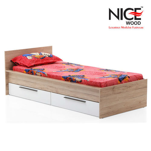 Two Tier Wooden Cot