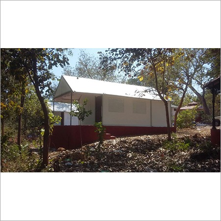 PVC Coated Resort Tent Structure