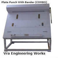 Hand Operated Plate Punch