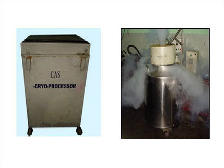 Deep Cryogenic Treatment Service
