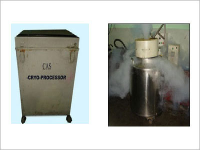 Deep Cryogenic Metal Treatment Service