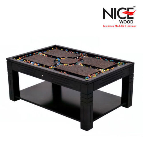 Lucas Wooden Coffee Table