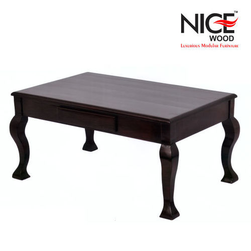Striado Wooden Coffee Table