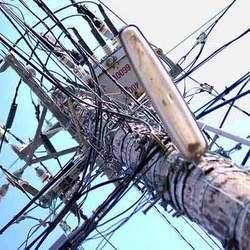 Power Distribution Structure - Pole Accessories