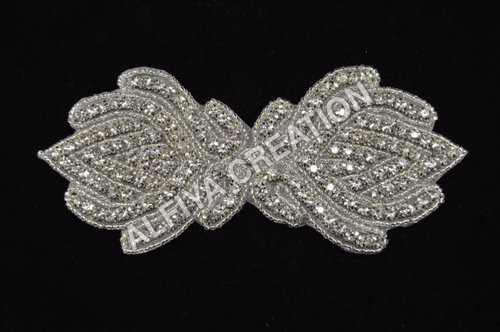 Crystal Patch For Maxi Dress