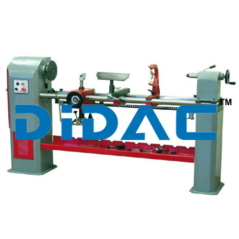 Copy Wood Turning Lathe Machine