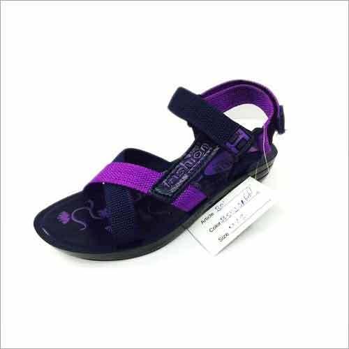 Light Weight PU Ladies Sandal
