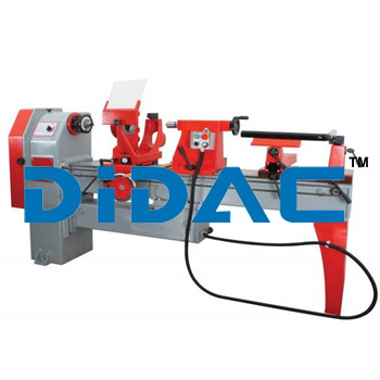 Multifunction Copy Wood Lathe Machine