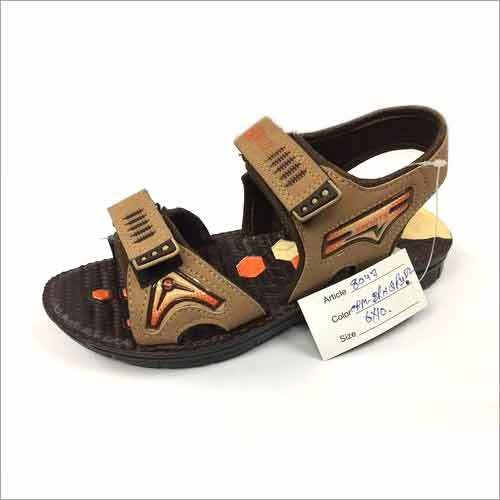 Men's Rexin Sandals with PU Sole