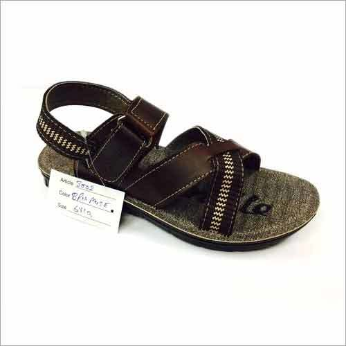 Thick Sole Rexine and Niwar PU Sole Sandal