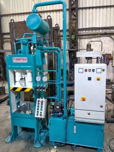 LPG Cylinder Plant
