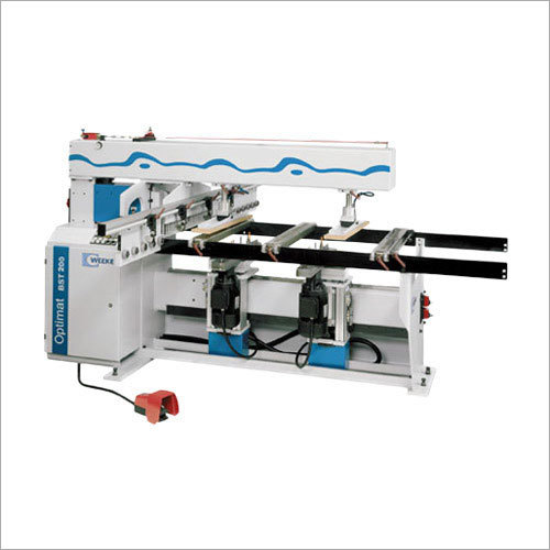 Three Head Boring Machine