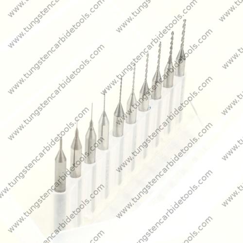 Small Carbide Drill bits