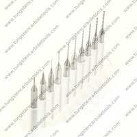 Small Carbide Drill bits