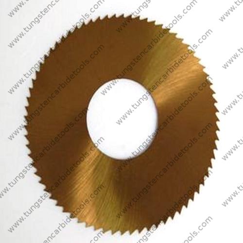 Coated Carbide Cutter