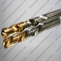 Tin Coated Carbide Drill Bits
