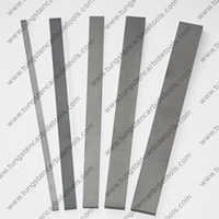 Carbide Flat Bars