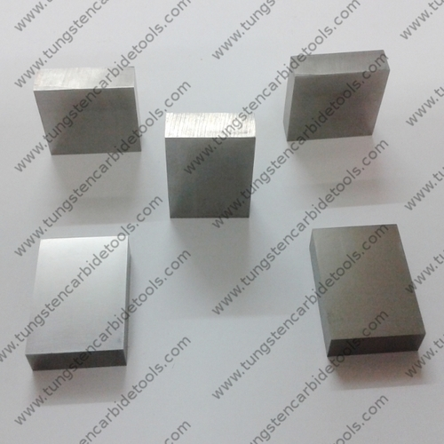 Tungsten Carbide Flat Bars