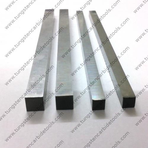 Tungsten Carbide Square Bars