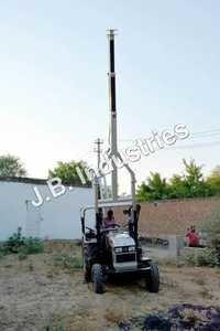 Pole Erection Machine