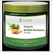Herbal Shampoo Powder - DOCTOR FARMS, Kalkadambur