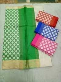 Banarasi Handloom Cotton Sarees