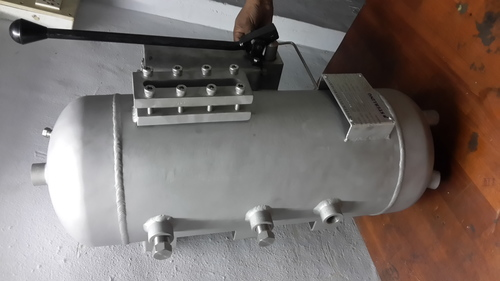 High Pressure Vessel System