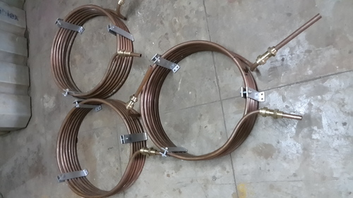 Cooling Coil for Pump