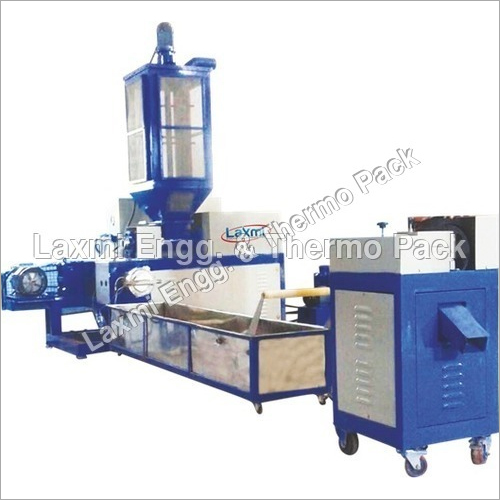 Thermocol Pelletizer Machine