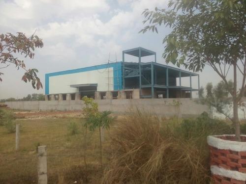 Prefabricated Warehouse Fabrication Service