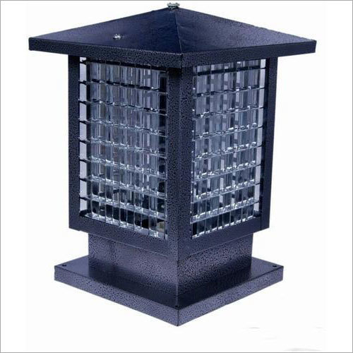 Metal Gate Light