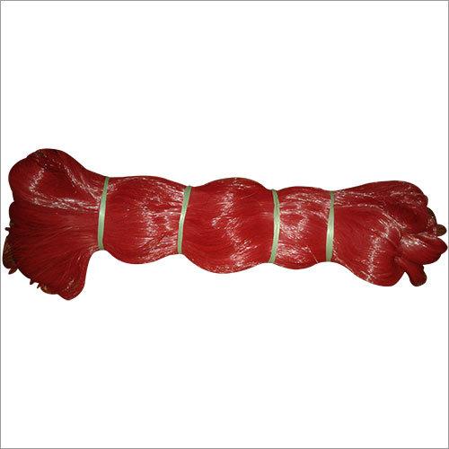 Red Monofilament Yarn