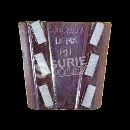 DFMA Metal Bond Diamond Abrasive