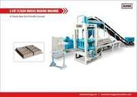 6 KVT Automatic Flyash Bricks Making Machine