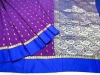 Satan Silk Saree