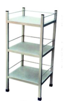 Bed Side Locker Open Semi Deluxe