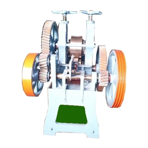 Wire Flatting Machine