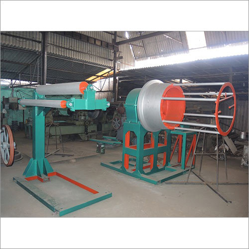 Horrizontal Type Wire Drawing Machine With Pay Off Stand