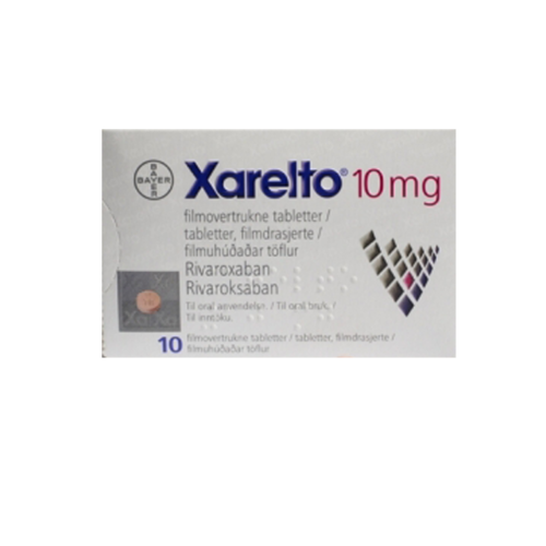 Bayer Xarelto 10mg