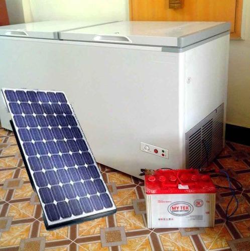 Solar DC 12V Deep Freezer 500 Liters