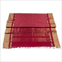 Zari Work Silk Saree