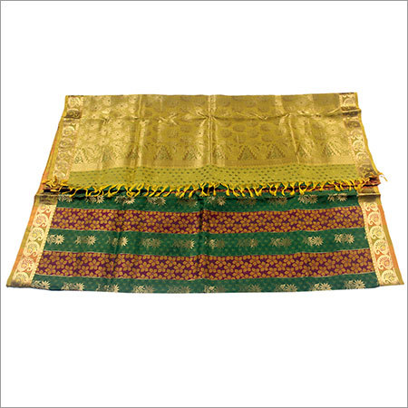 Zari Work Fancy Silk Saree