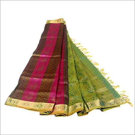 Modern Silk Saree
