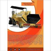 Mechanical paver machine