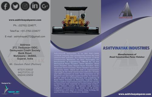 Asphalt Paver Machines