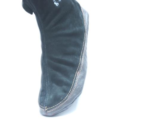 Leather socks wadhu khuff