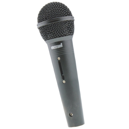 Wired Metal Microphone