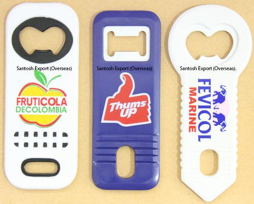 plastic bottle opener
