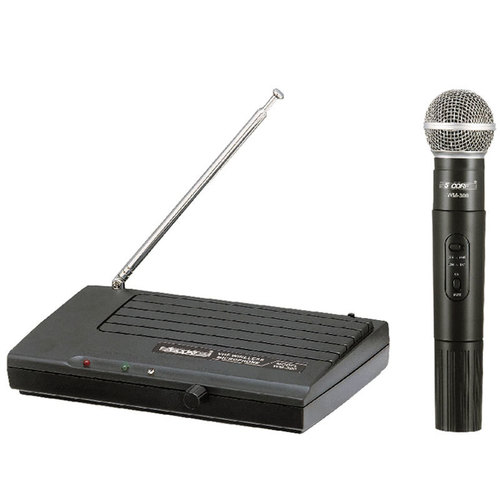 Wire-Less Microphone